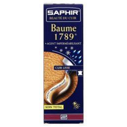 Крем-бальзам Saphir Baume 1789 (75 ml) tube, крем для обуви в тюбике