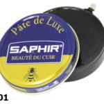 Полировочная паста для обуви Saphir pate de luxe