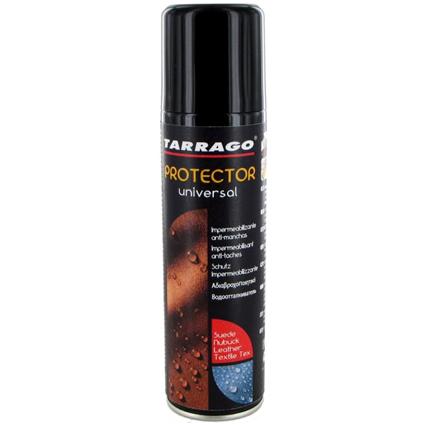 Водостойкая пропитка для обуви Tarrago Classic Protector Universal 250 ml, спрей-пропитка в баллончике