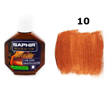 Крем-краска для кожи Saphir Juvacuir цвет коньяк