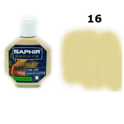 Крем-краска для кожи Saphir Juvacuir бежевая