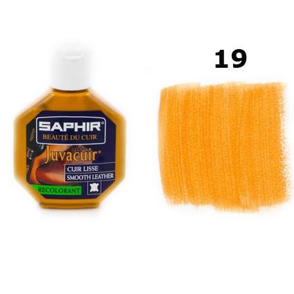 Крем-краска для кожи Saphir Juvacuir молодой олень