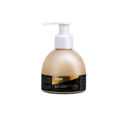 Бальзам Kaps Leather Care Balsam 125 ml. Бережно чистит и ухаживает за обувью и другими изделиями из кожи