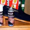 Краска для обуви из замши и нубука gazel king dr20