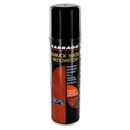 Пропитка-краска Tarrago Classic Nubuck Suede Renovator 250 ml spray для обуви из замши и нубука. Пропитка в аэрозольном баллончике.