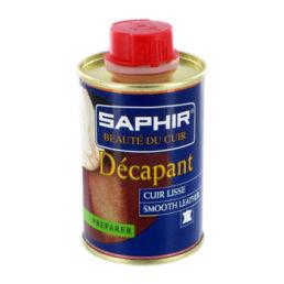 Средство для снятия краски с изделий из кожи Saphir Decapanat.
