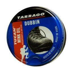 норковое масло, норковое масло для защиты обуви, норковое масло в жестяной баночке