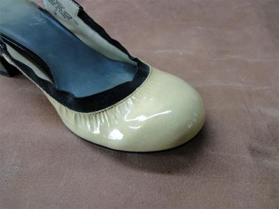Полироль для лаковой обуви Saphir Vernis Rife