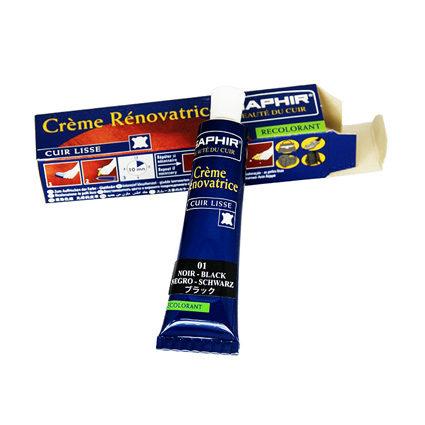 Saphir Creme Renovatrice tube, средство для реставрации в тюбике