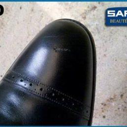 Крем для реставрации обуви, крем тюбике saphir renovatrice