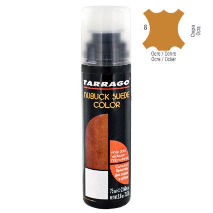 Краска для замши нубука Tarrago suede nubur color песочный