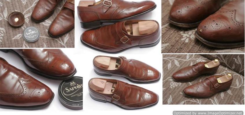 Реставрация обуви. Вторая жизнь обуви.
