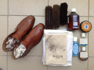 Набор средств по восстановлению обуви