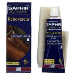 Бальзам для кожаной обуви Saphir renovateur 50 ml