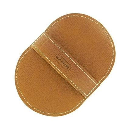 Шерстяная варежка ля полировки обуви Полировочная варежка для обуви Saphir