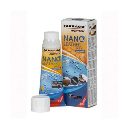 Крем для обуви Tarrago nano leather wax tube. Крем в пластиковой упаковке