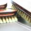 Щетка для обуви Twist натуральный конский волос