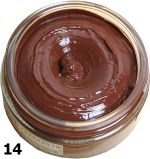 Крем для обуви Coccine коричневый