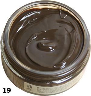 Крем для обуви Coccine шоколад