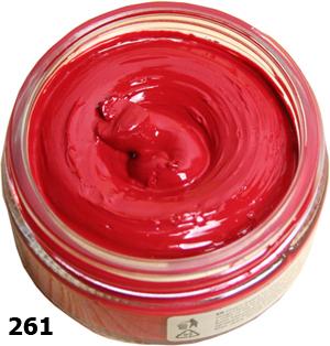 Крем для обуви Coccine насыщенно-красный