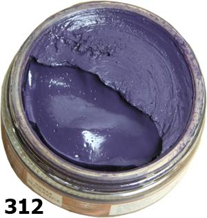 Крем для обуви Coccine фиолетовый