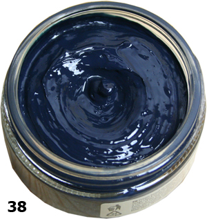 Крем для обуви Coccine темно-синий