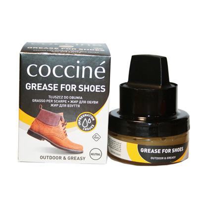 Защитный жир для обуви Coccine