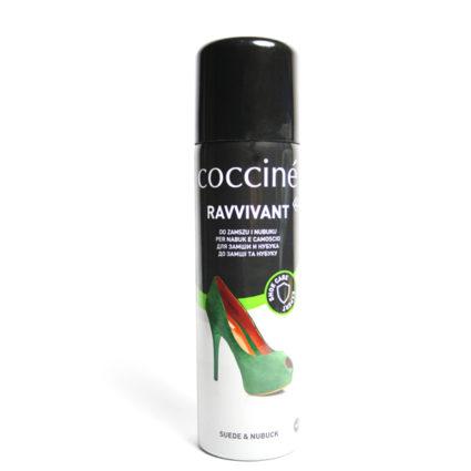 Аэрозольная краска Coccine Ravivant для замши и нубука