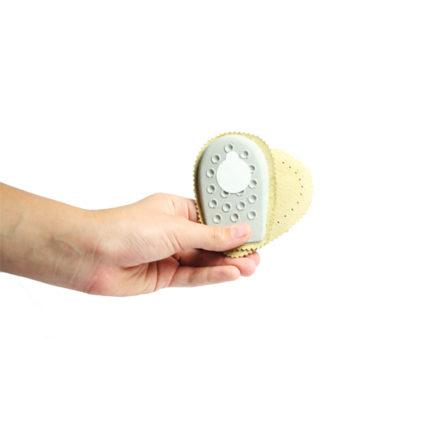 Подпяточник для обуви Coccine с вставным диском