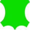 краска для кожи кислотно-зеленая