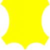 краска для кожи лимонно-желтая