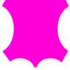 краска для кожи розовая