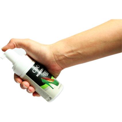 Пенка для чистки замши и нубука Coccine