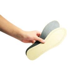 Кожаные стельки для обуви Coccine
