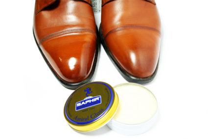 Полировочная паста для обуви Amiral gloss