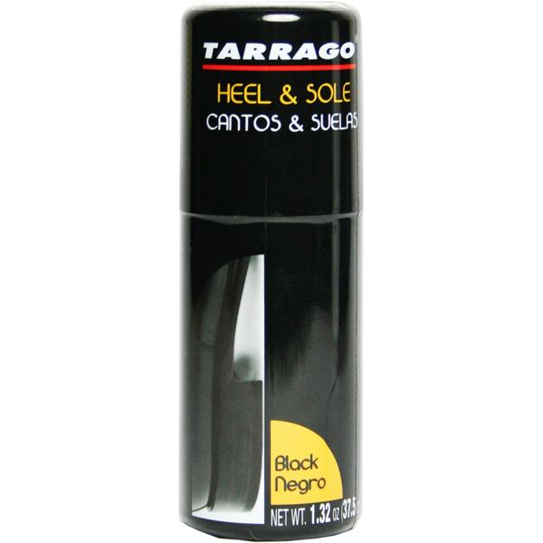 Краска для рантов, каблуков, подошв обуви Tarrago heel & sole restorer