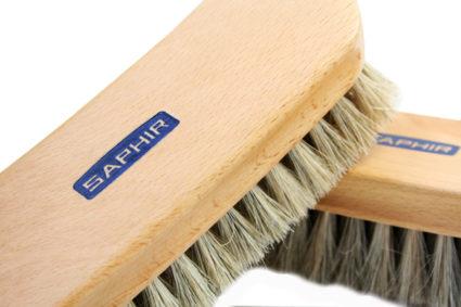 Щетка для полировки обуви Saphir