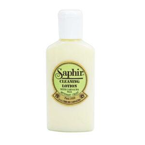 Лосьон-очиститель для кожи Saphir cleaning lotion