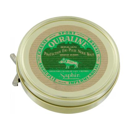 Пропитка для кожи, жированой кожи и ткани Saphir ouraline
