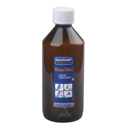 Очиститель для кожи Saphir Renomat 500 мл